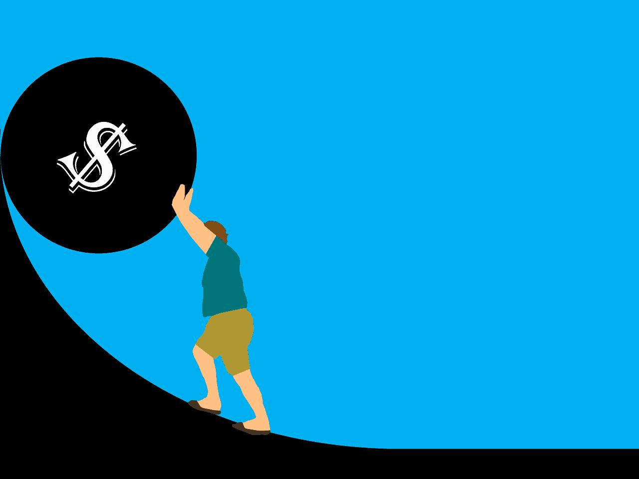 חוב גדול