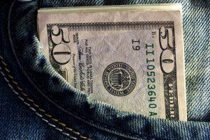 כסף בכיס